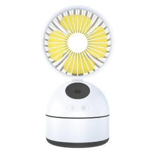 8W 5V utomhus bärbar mini luftkonditionering kylare sommar Arctic Cooling Fan Spraying Luftfuktare