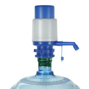 Bottled Drinking Water Hand Press Pump 5-6 Gal Dispenser