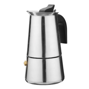 100ML Percolator Stove Top Espresso Moka Coffee Maker Pot Stainless Steel Water Pot