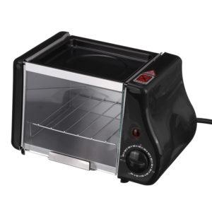 Multifunction Mini Electric Baking Bakery Roast Oven Grill Omelette Frying Pan Breakfast Maker Toaster