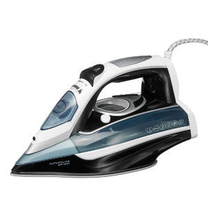 2400W 220V Handheld Portable Steam Iron Electric Garment Steamer Hanging Flat Ironing 4-speed Temperature Adjustment