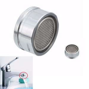 24mm Faucet Bubbler Sprayer Water Saving Filter Female Thread