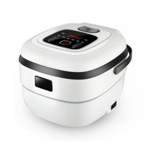 2.5L 400W Smart Mini Multifunctional Rice Cooker for Home Dormitory Household Mini Cooking Machine