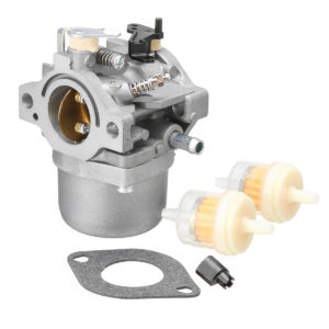 Carburetor Carb Gasket Fuel Filter Kit For Briggs & Stratton Walbro LMT 5-4993