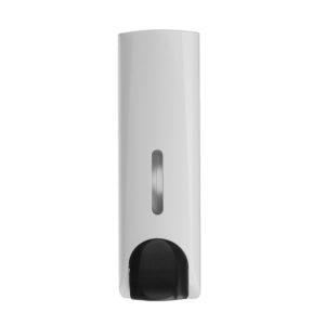 350ml Liquid Soap Dispenser Wall Mount Bathroom Shower Shampoo Sanitizer ABS