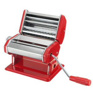Stainless Steel Pasta Maker Machine Adjustable Fettuccine Lasagne Cutter Roller