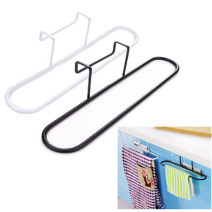 Multipurpose Towel Rack Seamless Free Nail Cloth Rack Bathroom Hangers Hook