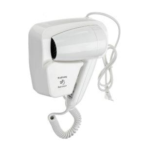 1400W 220V Home Hotel Bathroom Powerful Wall Hanging Electric Hair Dryer