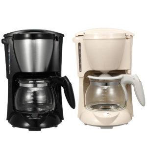 Mini American Coffee Drip Coffee Machine Portable Coffee Maker Home Espresso Coffee Grinder