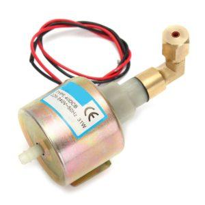 31W Fog Smoke Oil Pump 220-240V for Stage 1500W Smoke Machine Accessories