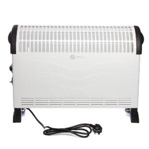 1800W elektrisk konvektorvärmare bärbar inomhuskonvektionsuppvärmning