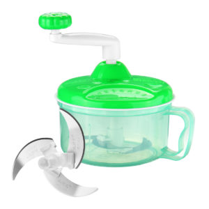 Meat Chopper Manual Vegetables Food Cutter Salad Maker Multifunctional Grinder