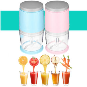 Personal Electric Portable Smoothie Blender Juicer Cup Fruit Mixing Baby Food Supplement Machine
