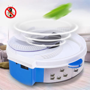 Electric Fly Trap Device Pest Control Garden USB Mosquito Bug Insert Killer Catcher Animal Repeller