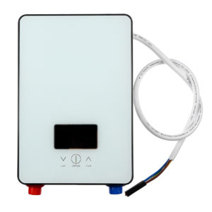 6500W Tankless Electric Water Heater Intelligent Self-checking Instant Water Heater