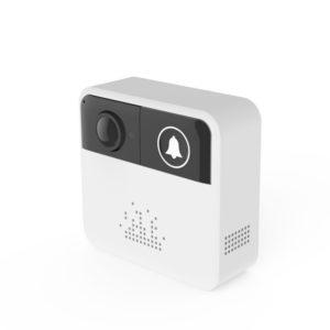 Bakeey 720P Smart WIFI Wireless Video Doorbell Two-way Audio TF Card Storage Smart Home Door Bell