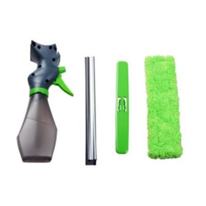 Auto Window Cleaner Windscreen Microfiber Multi-function Spray Car Wash Brush Handle Car Cleaning Tool Brushes