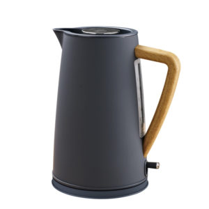 1800W 1.7L Electric Kettle Stainless Steel Auto Power-off Protection Handheld Instant Heating Electric Kettle