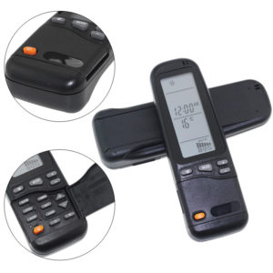 Air Conditioner Remote Control for Airwell Electra RC-3 RC-4 RC-7 WMZ 12ST