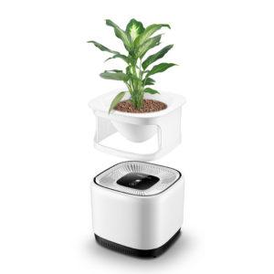 Nobico J009A Air Purifier Mini Household Remove Formaldehyde Secondhand Smoke Anion Office Desktop Air Purifier