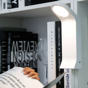 Home USB Charging Night Light LED Desktop Lamp Touch Sensing Stepless Dimming Reading Lamp