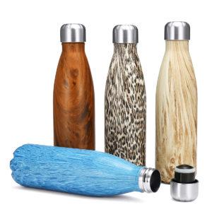 17oz Simple Creative Thremos Cup Vacuum Stainless Steel Water Bottle Vacuum Water Bottles