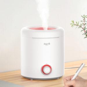 Deerma DEM-F300 bärbar stum ultraljud vattenfuktare eterisk olja aromaterapi maskin hemmakontor dimma tillverkare dim dim