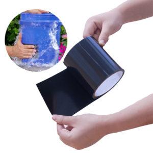 Superstark vattentät stoppläckage Tätning Reparationsband Prestanda Själv Fix Vattentät tejp