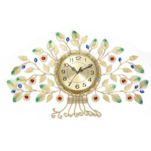 Quartz Clock Wall 3D Watch for Home Living Room Decoration Gift
