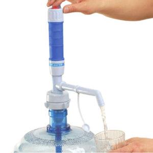 Bärbara elektriska vattenpumpar Dispenser Dricksvattenpump för 5 gallons dricksvatten på flaska