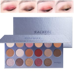 17 Colors Eye Shadow Palette Shimmer Matte