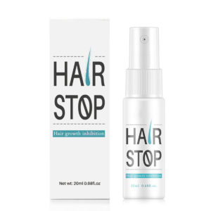 20ml Permanent hårborttagningsspruta Hårväxt Inhibitor Body Face Repair Essence