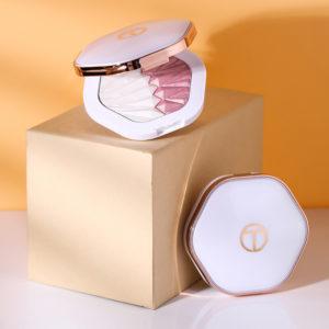 Glow Kit Highlighter Makeup Shimmer Loose Powder Highlighter Palette Base Illuminator Highlight Face Contour Powder