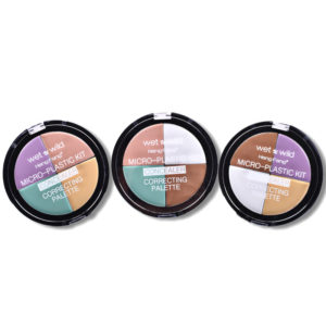 3Style 4 Colors Natural Concealer Foundation Base Face Cream