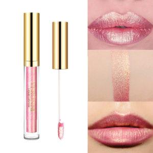 Glitter Lip Gloss Lips Pigment Mineral Liquid Lipstick
