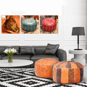 30 * 55cm Morocco Nordic Futon Lazy Cushion Bay Window Pad Round Living Room Tatami Home Sitting Block for Home Decoration