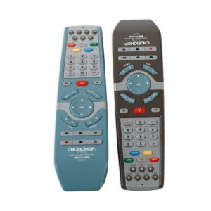 Chunghop E772 Multifunktionsinlärning TV-fjärrkontroll