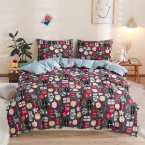 Bedding Set Pillowcase Duvet Cover Sets Bed Linen Sheet Quilt Covers Bedclothes for Bedroom Decor