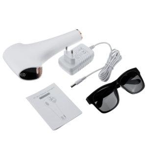 2 i 1 elektrisk laser IPL permanent hårborttagningsmaskin