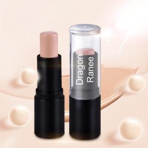 Highlighter Hailaiter Women Concealer  Contour Stick Beauty Makeup Face Powder Cream Shimmer Conceale
