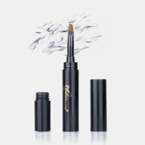 4D Eyebrow Dye Cream Eyebrow Increment Waterproof Sweat-Proof Long-Lasting Natural Fiber Pen
