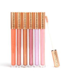 Glitter Lip Gloss Metallic Liquid Lipstick