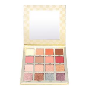 16 Colors Glitter Shinning Eye Shadow Eye Face Palette Makeup Kit Set Make Up