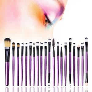 20pcs Makeup Brushes Kit