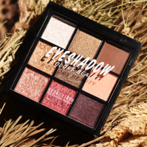 4 Colors Smoky Eye Shadow Palette Lasting Shimmer Matte Eye Shadow Palette Eye Makeup Cosmetic