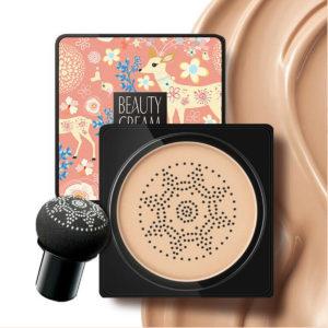 Mushroom Head Air Cushion CC Cream Moisturizing Natural Brightening Makeup Foundation