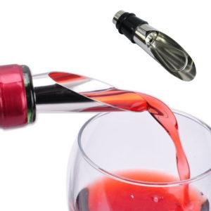 [Optimized version] Circle Joy New Stainless Steel Liquor Spirit Pourer Fast Red Wi-ne Decanter Bottles Tools Kit from