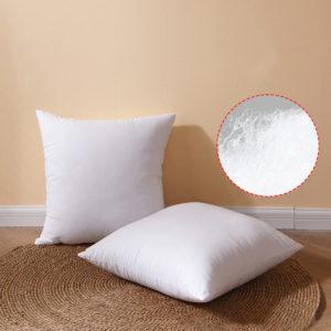 1st st kudde inner kärnhuvud midja kudde inner fjäder tyg fyllmedel kudde fyllning