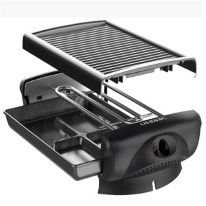 LIVEN KL-J4500 Electric Baking Oven Pan Removable Tray 200V 1200W from