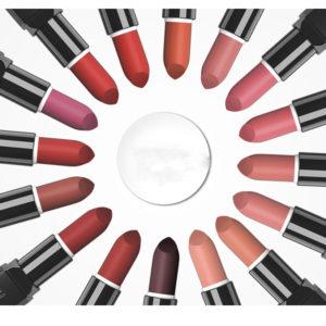 IMAGIC Matte Velvet Lipstick 16Colors Waterproof Long-lasting Nude Glossy Lipstick